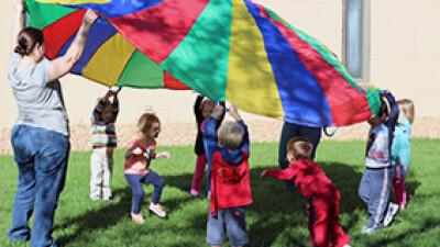 RLC Preschool Orientation Day Signup