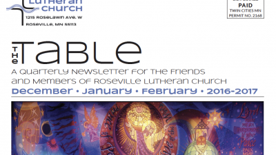 Read the latest edition of The Table