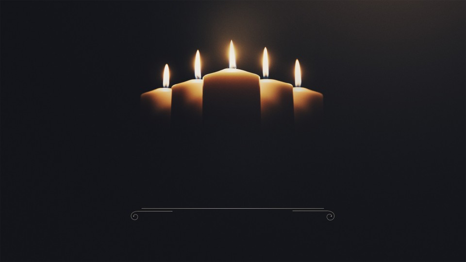 Christmas Eve Candlelight Worship - 9 and 11 pm