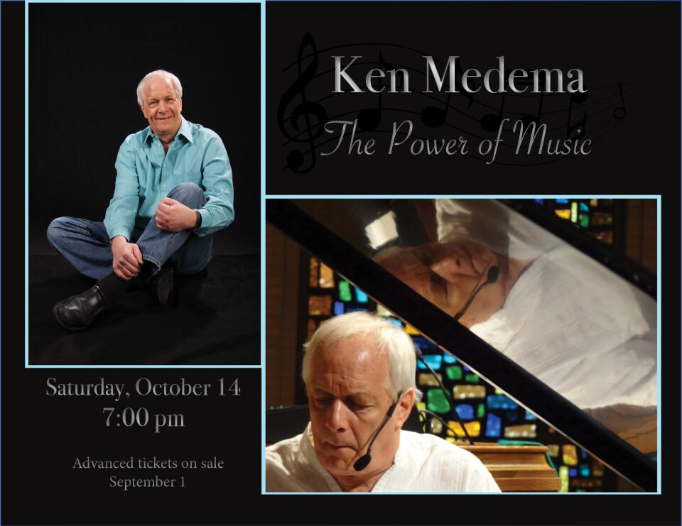 75th Anniversary Event: Ken Medema Concert
