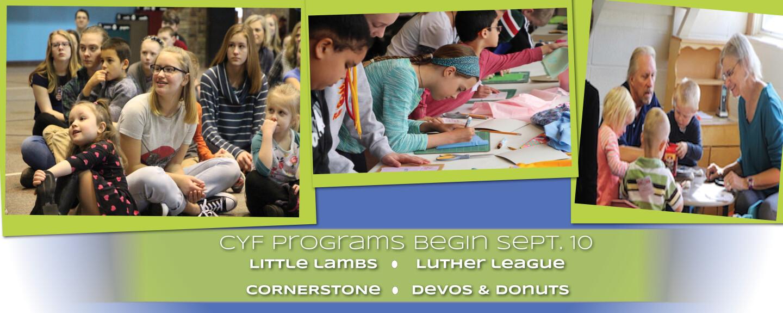 CYF Programs