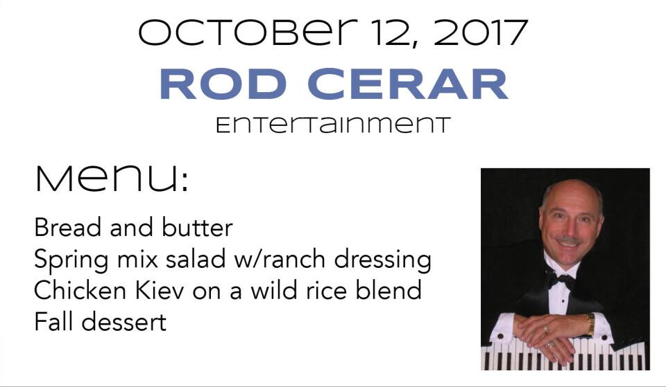 Prime Time - Rod Cerar
