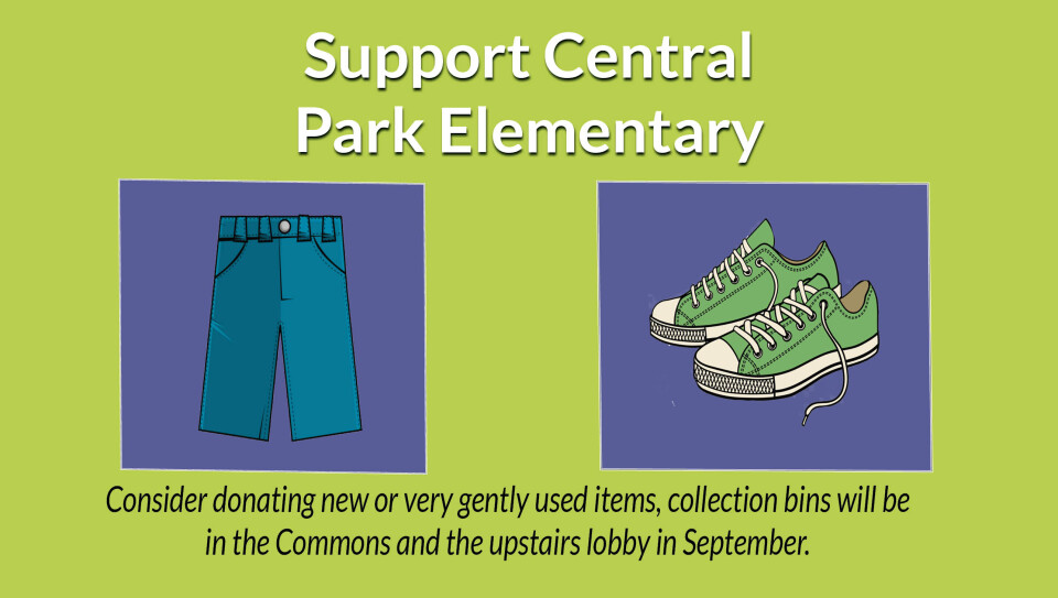 Support Central Park Elementary