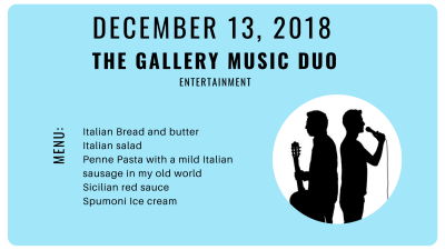 Prime Time –The Gallery Music Duo