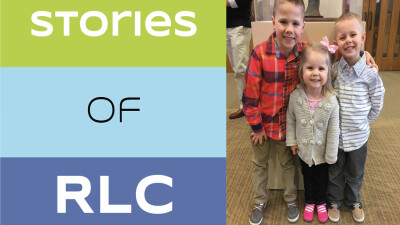 Stories of RLC: Giving Cheerfully