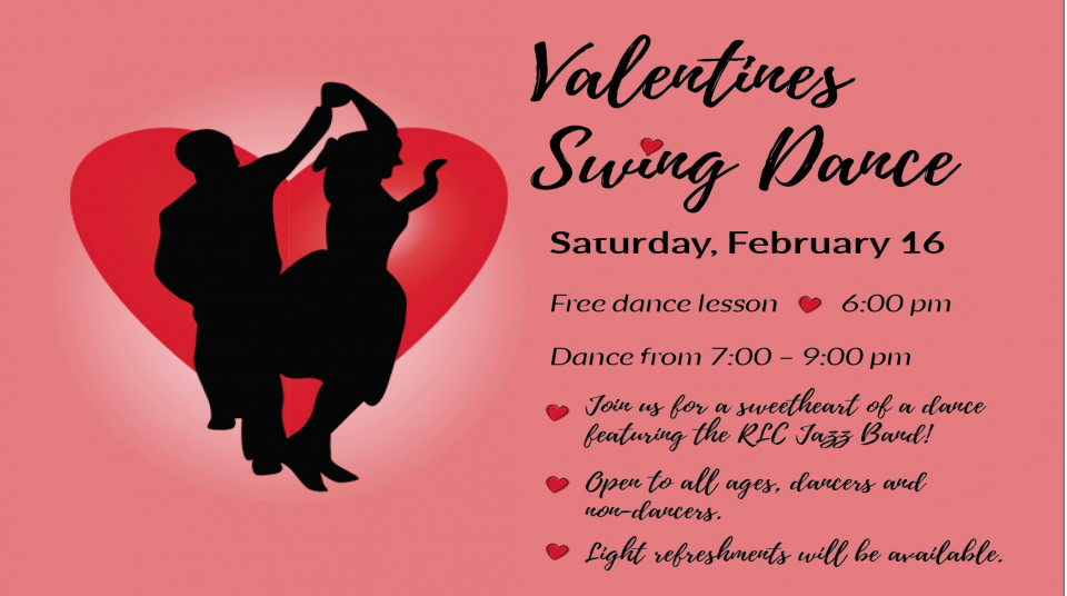 Valentines Swing Dance