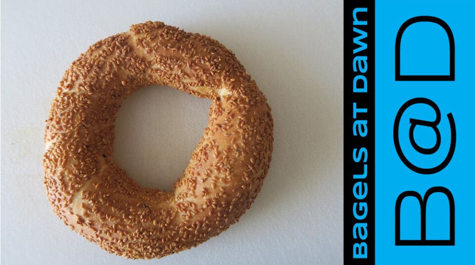 Bagels @ Dawn