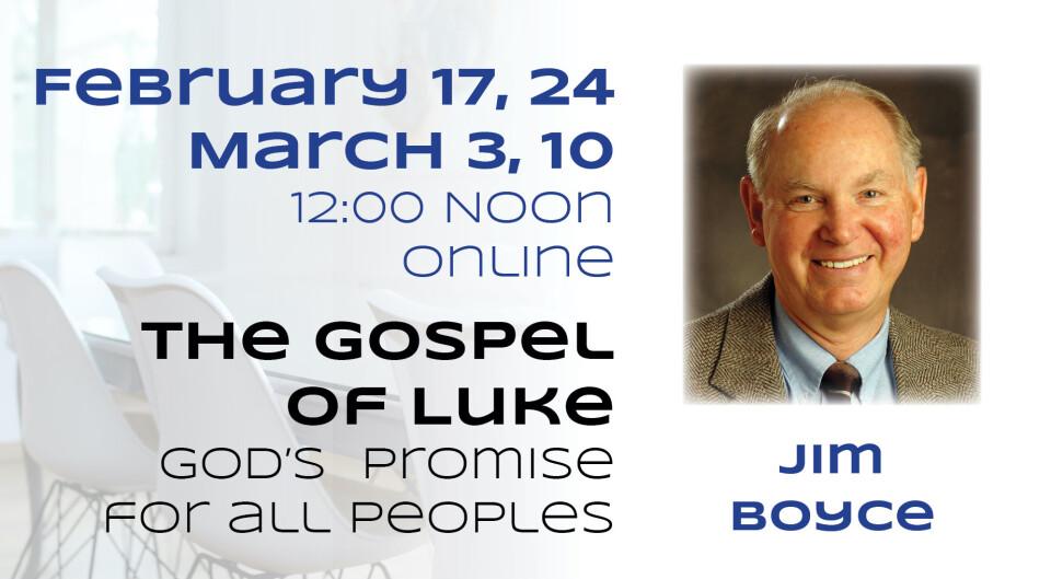 The Gospel of Luke (2)