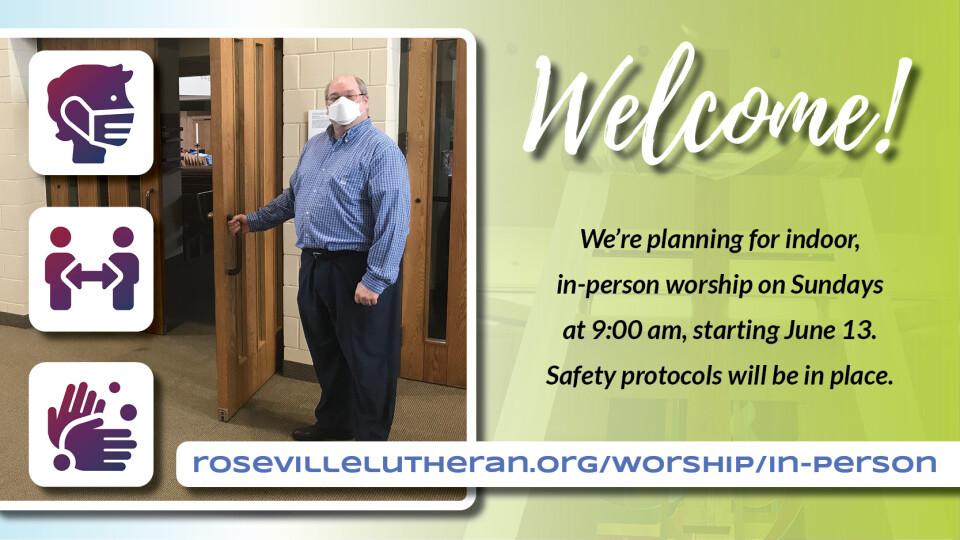 June 13 Worship
